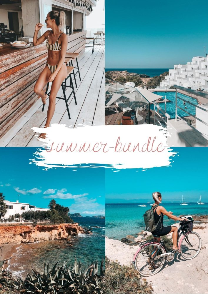 lightroom presets summer-bundle